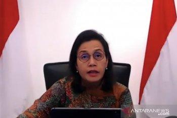 Menteri Sri Mulyani sebut pandemi COVID-19 momentum reformasi dengan teknologi