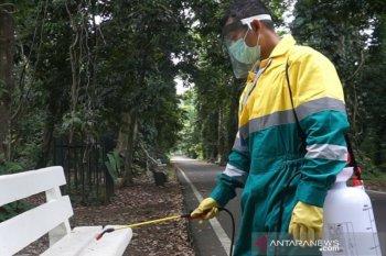 Kebun Raya Bogor  siap dibuka kembali untuk umum Selasa besok