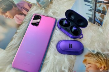 Spesifikasi Samsung Galaxy S20+ dan Buds+ BTS Edition
