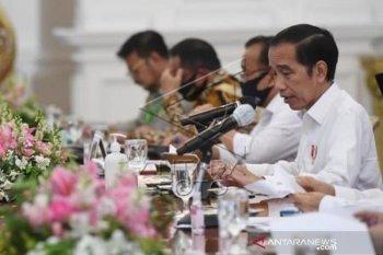 Presiden Jokowi pimpin ratas penurunan emisi gas rumah kaca