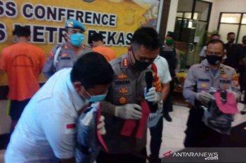 Dua pelaku tawuran antarkelompok pemuda di Bekasi dibekuk polisi