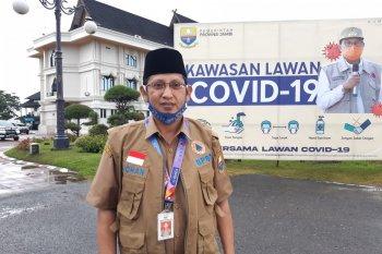 Jambi tambah satu pasien terinveksi COVID-19, total 121 orang
