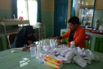 Widyaiswara dampingi kegiatan magang mahasiswa Universitas Jambi bikin media pembibitan jamur tiram
