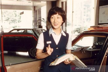 Kyoko Shimada, desainer mobil wanita pertama di Jepang