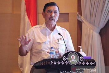 Menteri Luhut yakin tidak ada gelombang kedua Covid-19 di Indonesia
