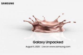 Samsung bakal meluncurkan ponsel baru awal Agustus
