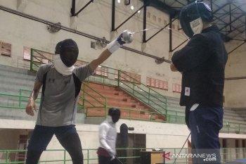 Delapan atlet anggar Aceh intensifkan latihan persiapan PON Papua