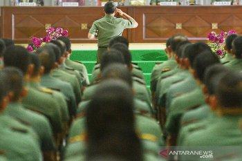 Hasil uji usap kedua,  116 personel di Secapa TNI AD negatif COVID-19