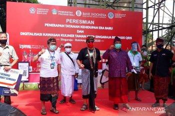 BI-Pemprov Bali promosikan protokol era baru ke objek wisata dengan mobil kuno