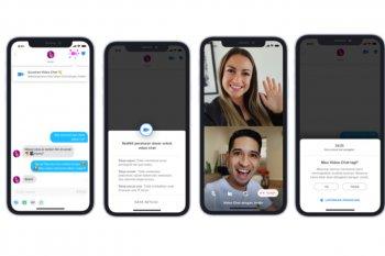 """Tinder mulai uji coba fitur """"video chat"""" tatap muka  di Indonesia"""
