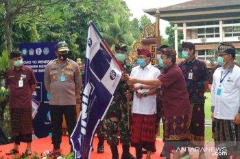 Buka pariwisata, Gubernur Bali lepas tur penerapan protokol tata kehidupan Normal Baru
