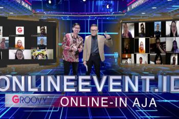 Berapa biaya  gelar acara virtual berkelas di masa normal baru ?