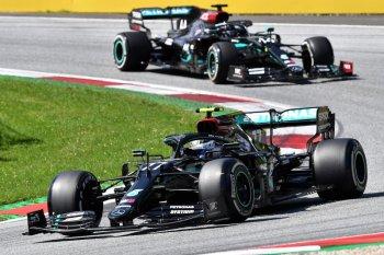 Mercedes masih dihantui masalah sensor girboks menjelang GP Styria