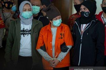 Tiba di Jakarta, Maria Pauline Lumowa diserahkan ke Bareskrim Polri
