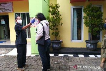 Setelah ditutup akibat COVID-19, Perpusda Kota Tangerang dibuka kembali dengan normal baru