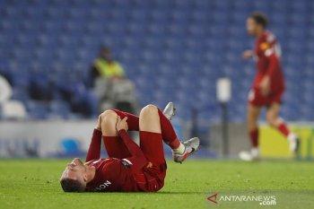 Liga Inggris: Liverpool tanpa sang kapten rampungkan musim