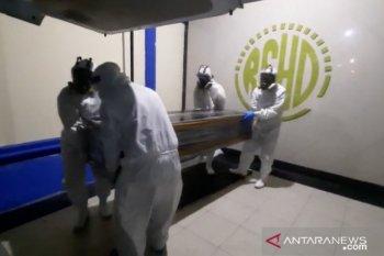 Pasien meninggal akibat COVID-19 di Kaltim bertambah satu orang