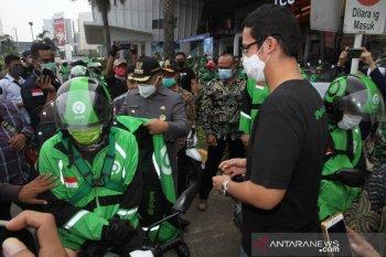 GoRide aktif kembali beroperasi di Bekasi, Gojek andalkan inisiatif J3K