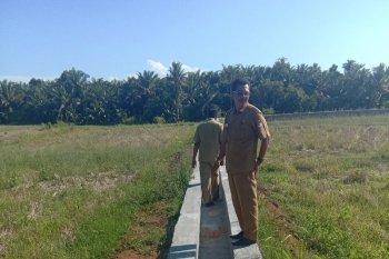 Pemerintah pusat bangun irigasi pengairan sawah di Mukomuko