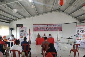 PMI Sukabumi berikan tips aman beraktivitas kepada guru jelang KBM tatap muka