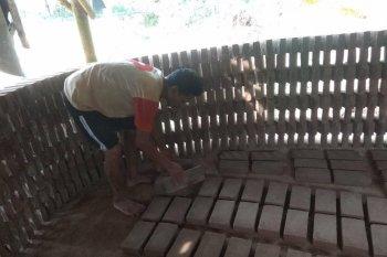 Permintaan bata di Kabupaten Lebak meningkat di tengah pandemi COVID-19