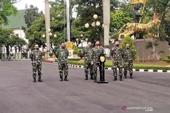 KSAD: Pendidikan di Secapa AD masih tetap berlanjut, 1.200 personel TNI dikarantina