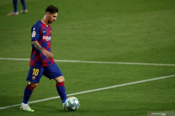 "Lionel Messi, si mesin ""assist"" Barcelona"