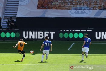 Wolverhampton pupus mimpi Everton ke Eropa