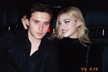 Brooklyn Beckham tunangan dengan aktris Nicola Peltz