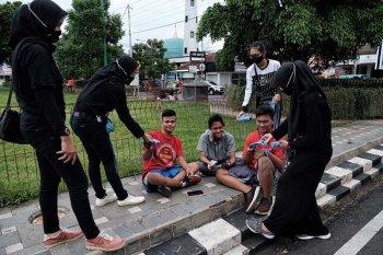 Presiden Jokowi instruksikan kampanye masif protokol pencegahan COVID-19