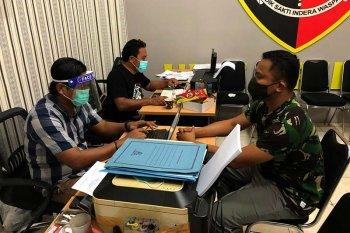 Mengaku TNI, seorang pria asal Lampung ditangkap petugas