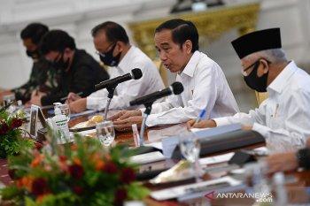 Presiden jelaskan vaksin COVID-19 gratis untuk rakyat urusan Menkes