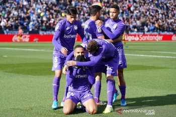 10 pemain Leganes berhasil atasi Valencia