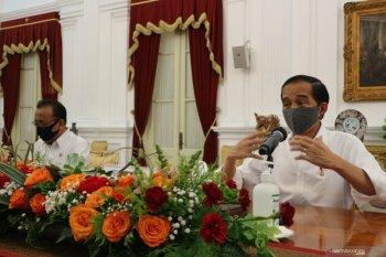 Cegah peningkatan COVID-19, Presiden siapkan sanksi bagi pelanggar protokol kesehatan