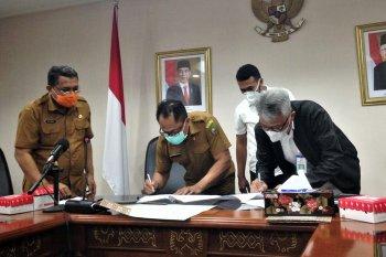 Sekda Maluku Serahkan Keputusan santunan lahan bangun bendungan Waeapo