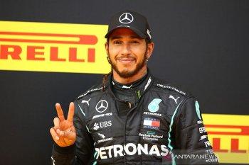 Juara GP Styria, Hamilton semakin dekati rekor Schumacher