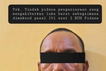 Polres Lebak amankan pelaku penganiayaan menggunakan golok