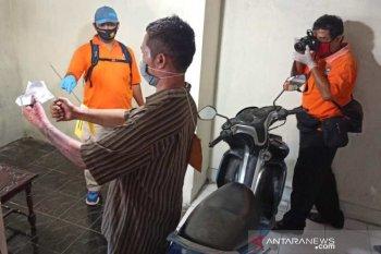 Rekonstruksi kasus pembakaran anak di Temanggung