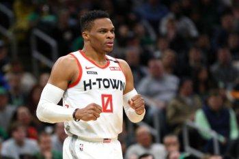 Guard Houston Rockets,  Westbrook positif terpapar virus corona