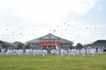 Gubernur AAL  ingatkan perwira remaja komitmen abdikan diri untuk NKRI