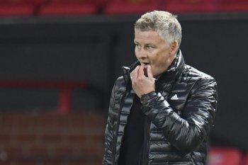 Gagal jaga keunggulan, Solskjaer: Manchester United memang tak pantas menang