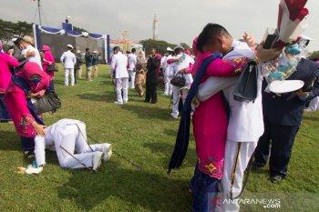 97 perwira remaja lulusan AAL sandang pangkat Letnan Dua TNI