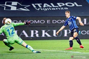 Atalanta kalahkan Brescia 6-2, langsung bertengger diperingkat dua geser Inter Milan