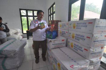 Pemprov Sulteng distribusi bantuan logistik