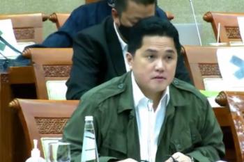 Erick memaparkan rencana penggunaan PMN BUMN untuk pemulihan ekonomi