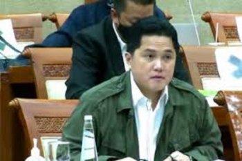 Erick paparkan rencana penggunaan PMN BUMN untuk pemulihan ekonomi