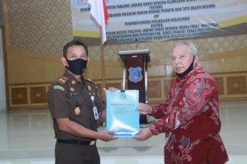 Bupati bersama kajari tandatangani nota kesepahaman bidang hukum perdata dan tata usaha negara