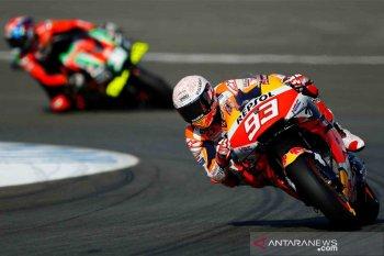 Marquez absen pada GP di Sirkuit Brno, Republik Ceko setelah operasi kedua