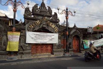 Masjid Al-Hikmah Soka-Denpasar miliki arsitektur (Hindu) Bali (video)