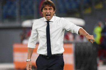 Conte tegaskan komitmen lanjutkan proyek tiga tahunnya di Inter